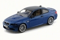 BMW M  Coupe Blauw Blue 1/18