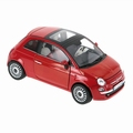Fiat Nuova 500 Rood Red 1/18