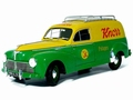 Peugeot 203 Break Tole  Knorr Groen Geel  Green Yellow 1/18