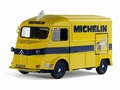 Citroen Type HY 1969  Geel Yellow  Michelin 1/18
