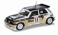 Renault 5 maxi Turbo 1985 # 11 Diac 1/18