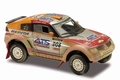 Mitsubishi Pajero Evolution 2005 Paris Dakar # 306 1/18
