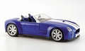 Ford Shelby Cobra Consept Blauw  Blue 1/18