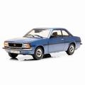 Opel Ascona B SR Metallic Blauw saphir Blue 1975 1/18