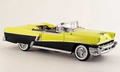 Mercury Montclair Zwart Geel  Black Yellow Cabrio  1/18