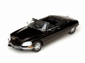 Citroen DS 21 Cabriolet 1963 Zwart Black  + soft top 1/18