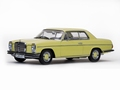 Mercedes Benz Stich 8 Coupe 1973 Geel ahorn Yellow 1/18