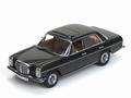 Mercedes Benz strich 8 saloon Zwart  dunkel olive Black  1/18