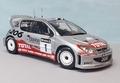 Peugeot 206 WRC  # 1  Burns /Reid Total  1/18
