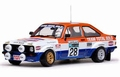 Ford Escort  # 28 Wilson/Harryman 1979 Lombard RAC Rally 1/18
