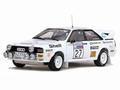 Audi Quattro Rally  #27 Lampi/Kuukkala Lombard RAC rally'82 1/18