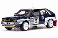 Lancia Delta Integrale # 5 Tour de Corse 1989 1/18
