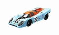 Porsche 917K # 22 24h Le Mans 1970 Gulf 1/18