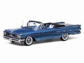 Pontiac Bonneville Convertible Cabrio Blauw Metallic Blue 1/18