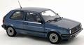 VW Volkswagen Golf  CL 1989 Blauw metallic Blue  1/18