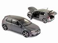 VW Volkswagen Golf GTI 2014 Grijs metallic Grey  1/18