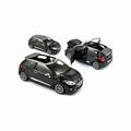 Citroen DS3 Cabrio 2013 Zwart Black + accesoires 1/18