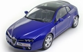 Alfa Romeo Brera Coupe Bmauw Blue  1/18
