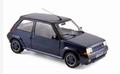 Renault 5 Super Cinq GT Turbo Blauw Blue  1/18
