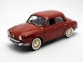 Renault Dauphine 1958 Rood Red 1/18