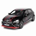 Mercedes  Benz A-Class 2013 Zwart Black 1/18