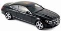 Mercedes Benz S Class Coupe 2014 Zwart Black 1/18