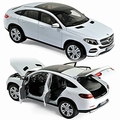 Mercedes Benz GLE Coupe 2015 Wit  White  1/18