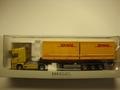 Scania R580 + trailer DHL 1/50
