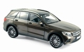 Mercedes Benz GLC 2015 Bruin metallic Brown 1/18