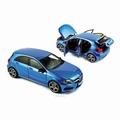 Mercedes Benz A Class sport 2012 Blauw metallic Blue 1/18