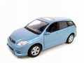Toyota Matrix 2003 Blauw Blue  1/18