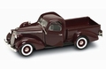 Studebaker 1937 Coupe express Pick up Rood Bruin Red brown 1/18