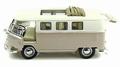 VW Volkswagen T1 micro bus Beige 1962 1/18