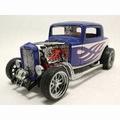 Ford Street Rod 1932 Paars Purple 1/18