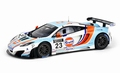 Mc Laren MP4-12C GT3 Total 24 hours of Spa # 9 Gulf 1/18
