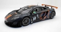 Mc Laren MP4-12C GT3 24 Hours of Spa # 88 Tptal 1/18