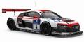 Audi R 8 LMS Ultra 24 h Nurburgring 2014 # 4 1/18