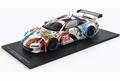 Porsche 911 GT3 RSR # 75 Le Mans 2014 1/18