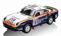 Porsche 959/50 Dakar Rally Raid 2nd place#185 Ickx/ Brasseur 1/18