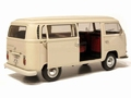 VW Volkswagen T2a Bus Wit  White 1967-1970 1/18