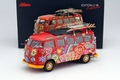 VW Volkswagen T1 Samba Hippy Peace Surf 1958-1963 1/18