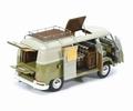 VW Volkswagen T1 Camping Bus Camper Groen  Green 1958-1963 1/18