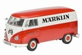 VW Volkswagen T1 Transporter Marklin Rood Wit  Red White  1/18