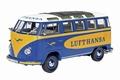 VW Volkswagen T1  Samba  Lufthansa 1/18