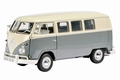 VW Volkswagen T1 Bus Grijs Wit   Grey White 1958-1963 1/18