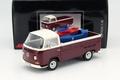VW Volkswagen T2a Pritsche mit seifenkisten met zeepkisten 1/18