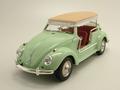 VW Volkswagen Kever  Jolly Cabrio L Groen  L Green 1/18