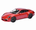 Porsche 911 Carrera GTS Coupe Rood  Red 911/1 1/18