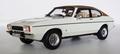 Ford Capri  MK 2  Wit  White 1/18
