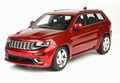 Jeep Grand Cherokee SRT 8 Rood  metallic Red 1/18
